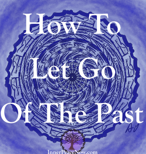 Letting go of the past is easier when we realise why we were holding on…