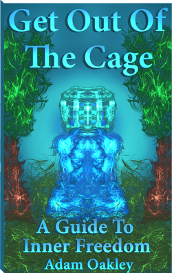 "If you found this article on the inner body resonating with you, check out my meditative reading book ""Get Out Of The Cage: A Guide To Inner Freedom"" for more portals to the peace within..."