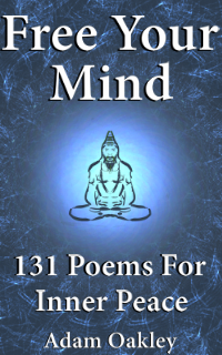 Inner peace poetry book to ease the mind and calm the soul.