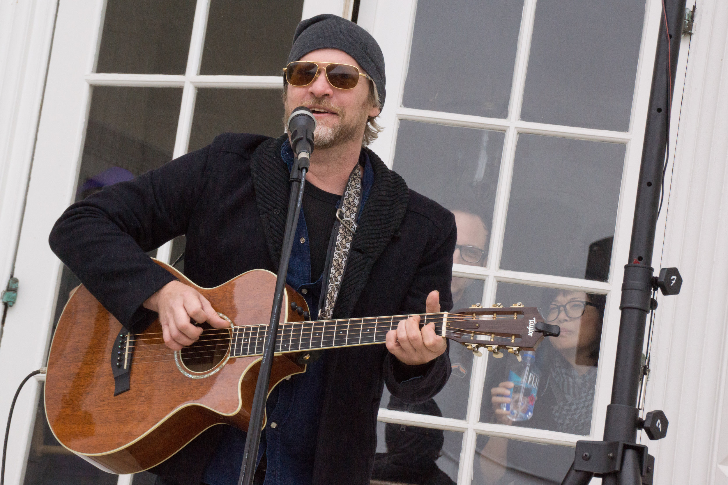 Todd Lowe - TODD DELIGHTS US WITH HIS PRESENCE EVERY YEAR AT GGFF! HE MAKES US LAUGH, ENTERTAINS US WITH HIS GUITAR & GENUINELY REMINDS US WHY LANE WAS SO SMITTEN WITH HIM.