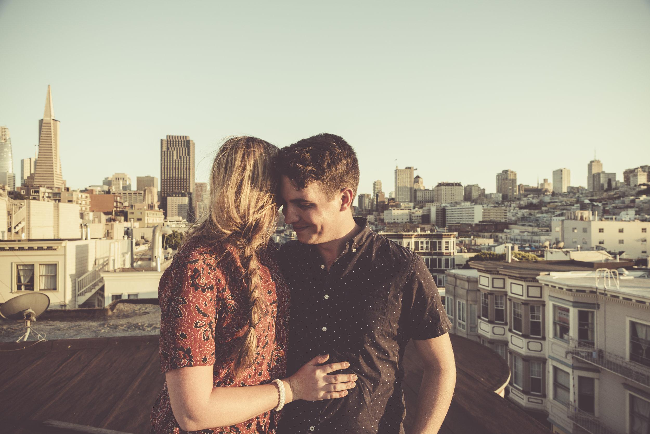 Sam & Loren SFO / Love