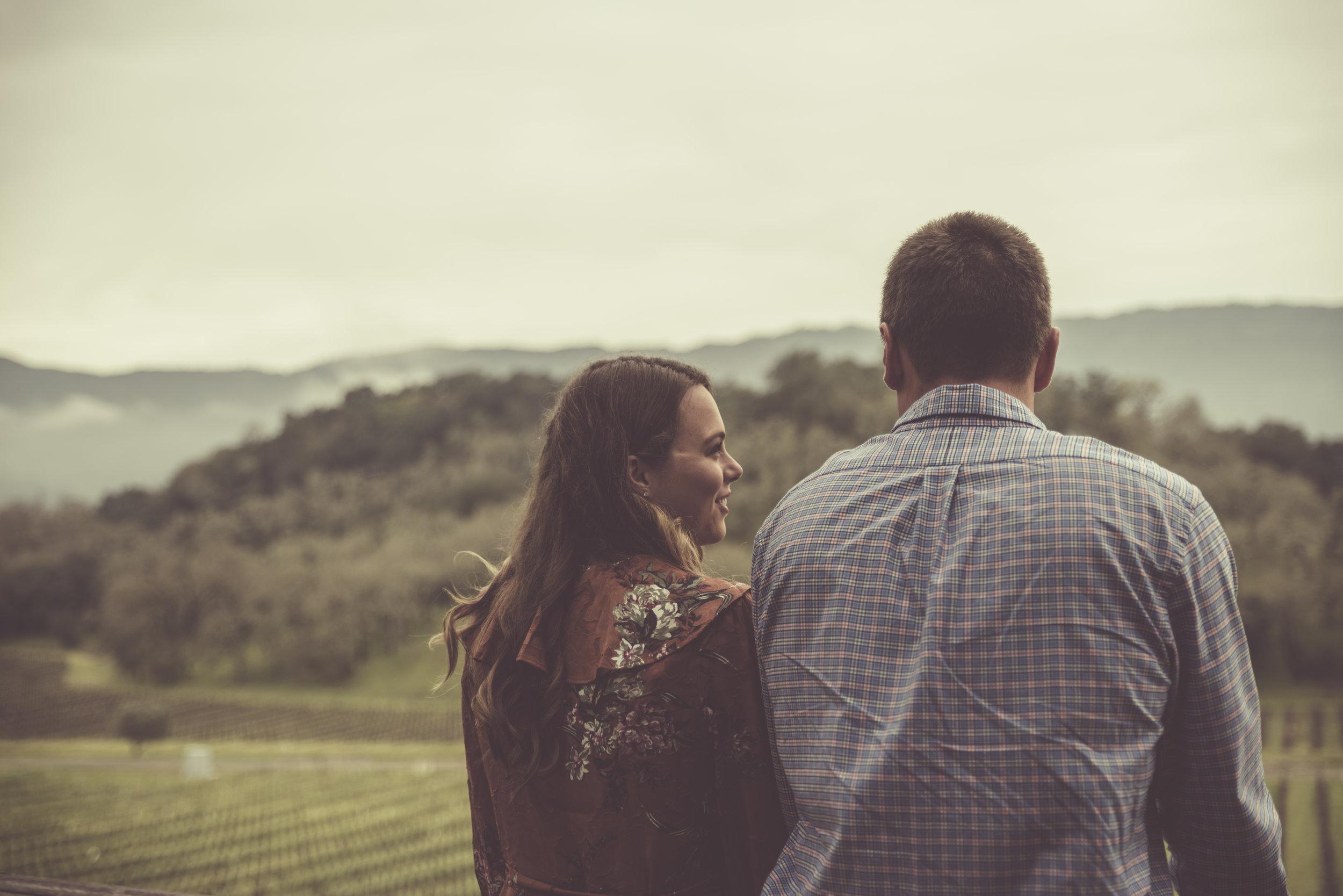 Kevin Proposal Napa / Love