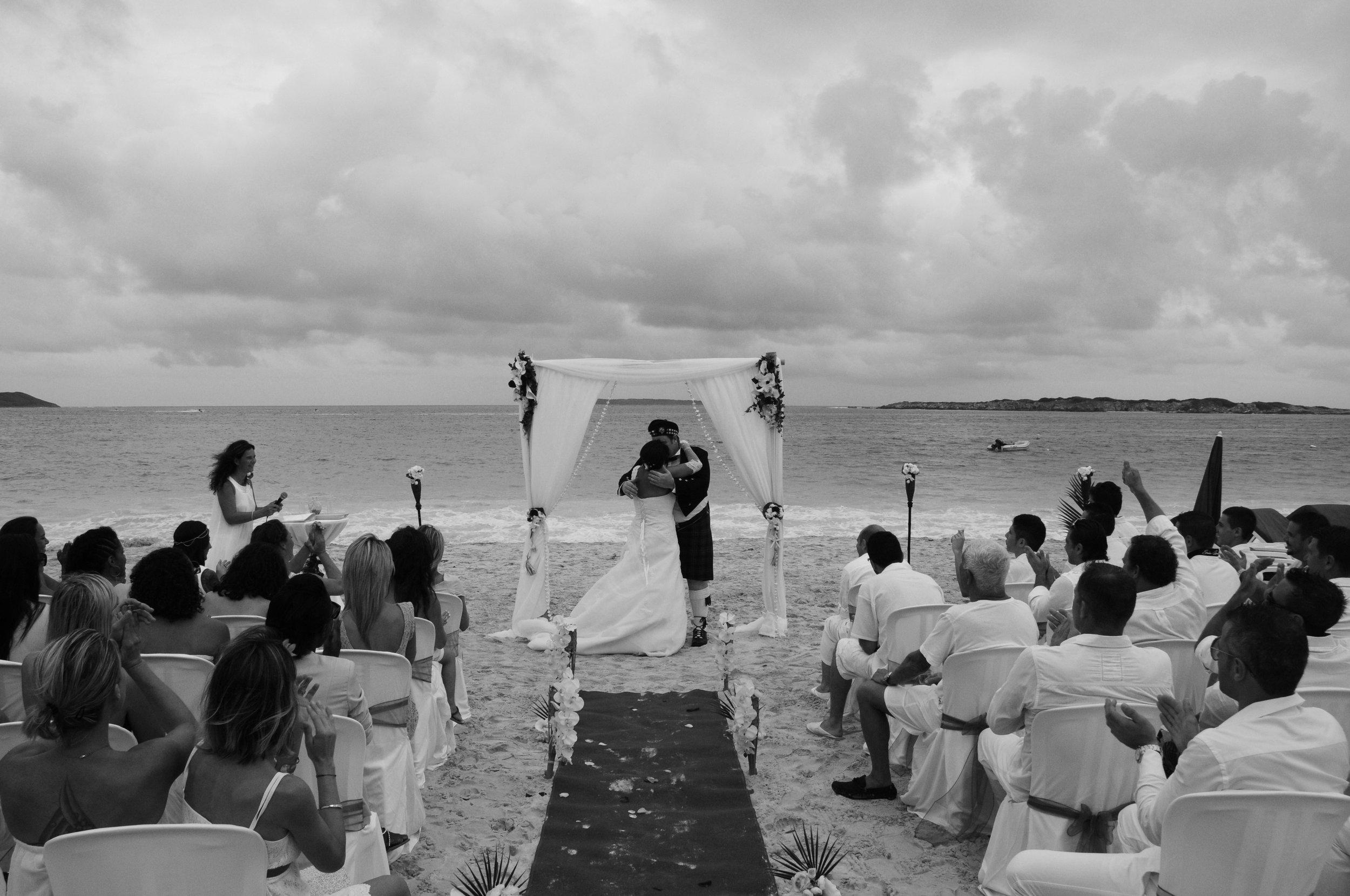 Wedding SXM / Love