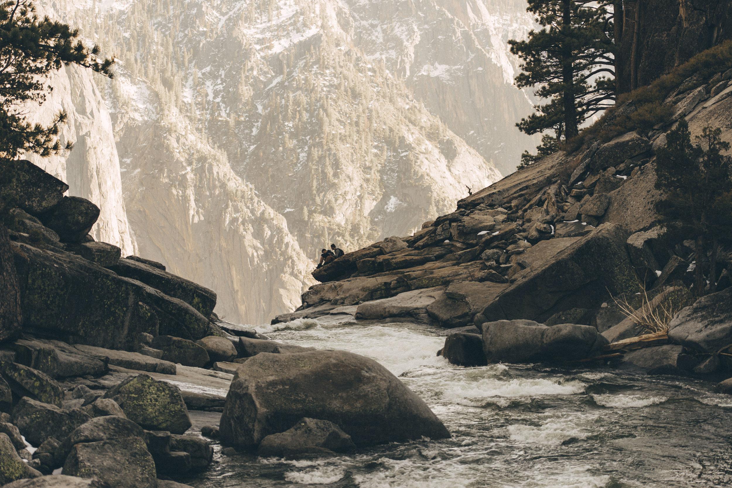 Yosemite / California