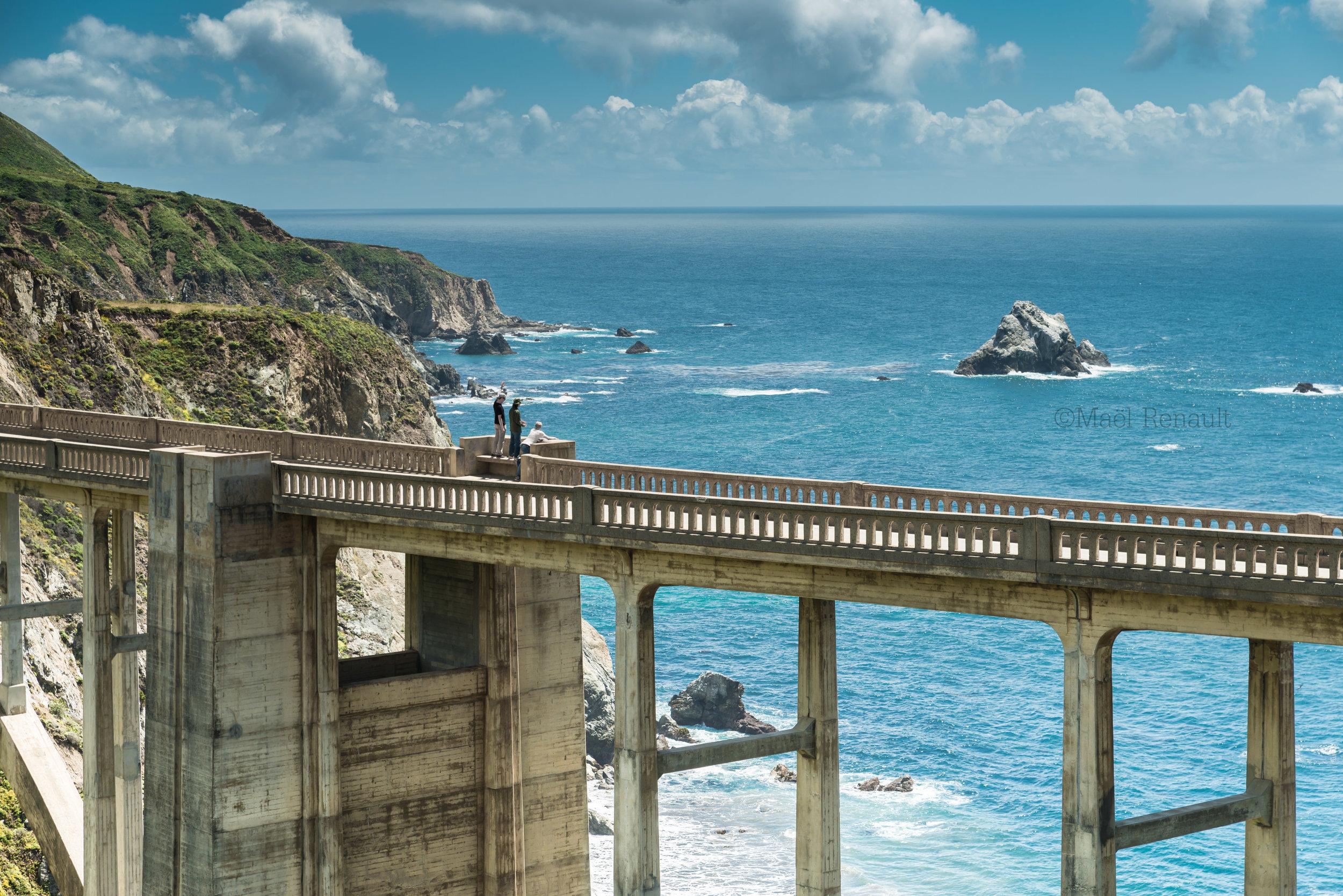 Bixby Bridge / California