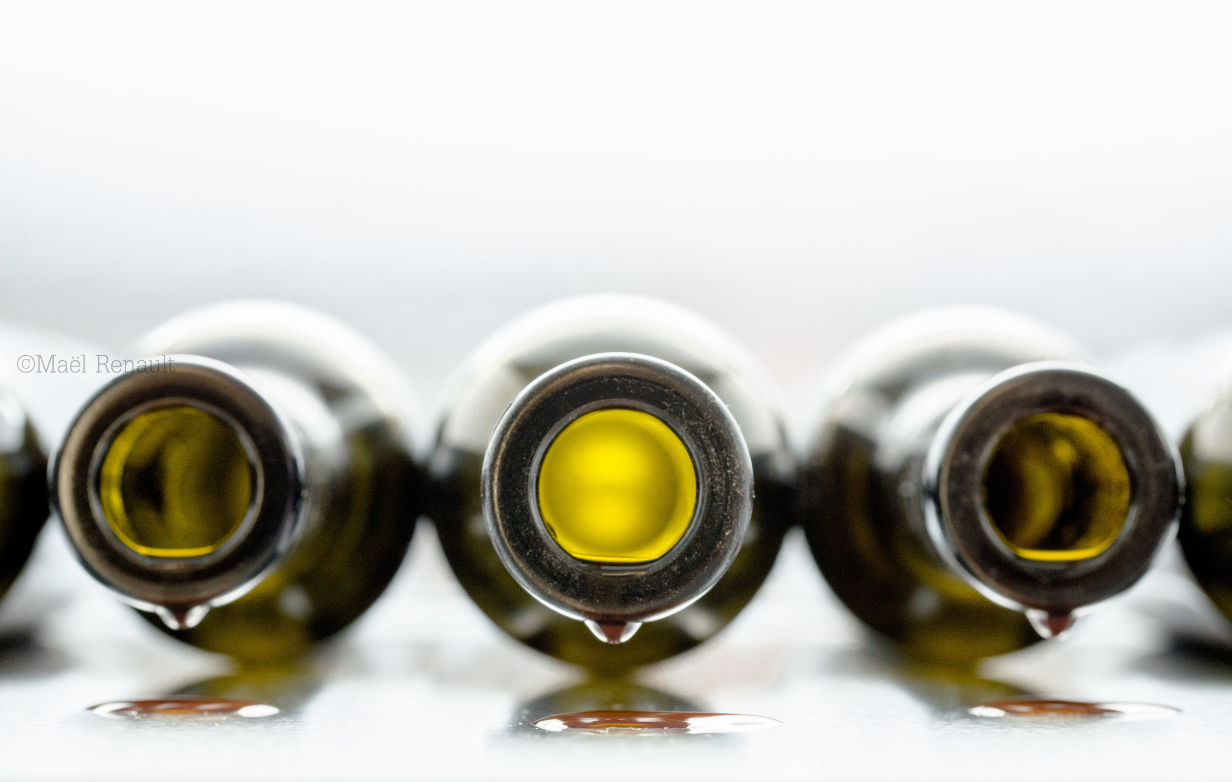The last drop of wine series / Wine