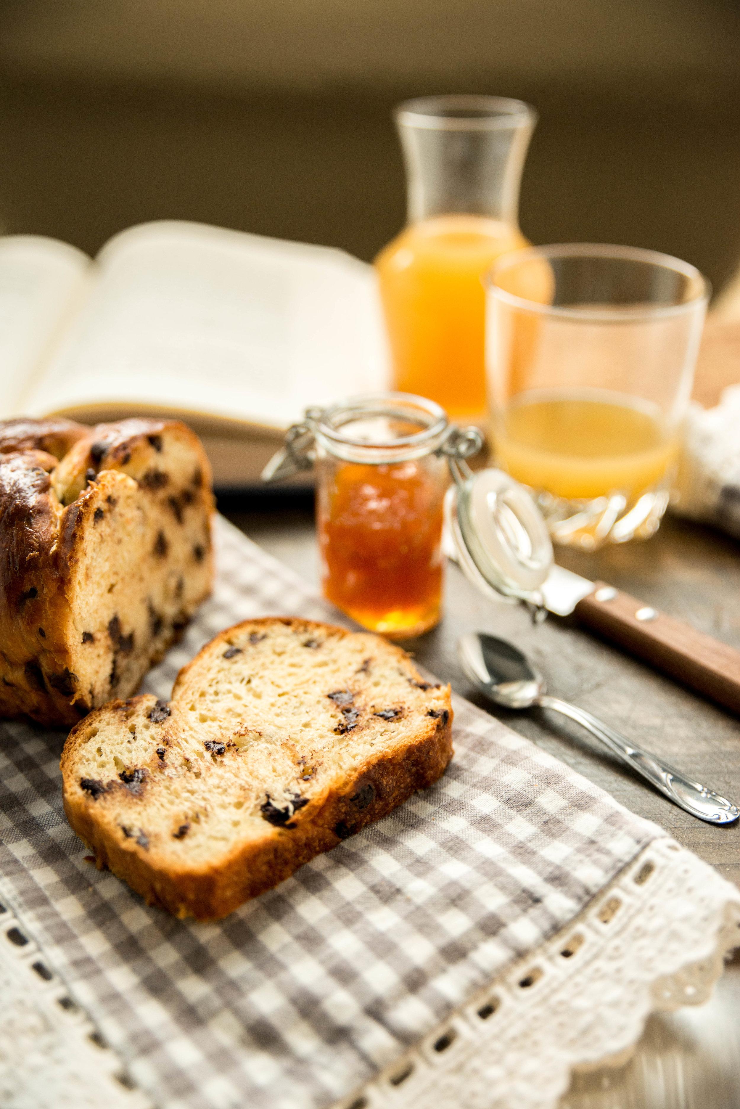 French breakfast / Food & drink