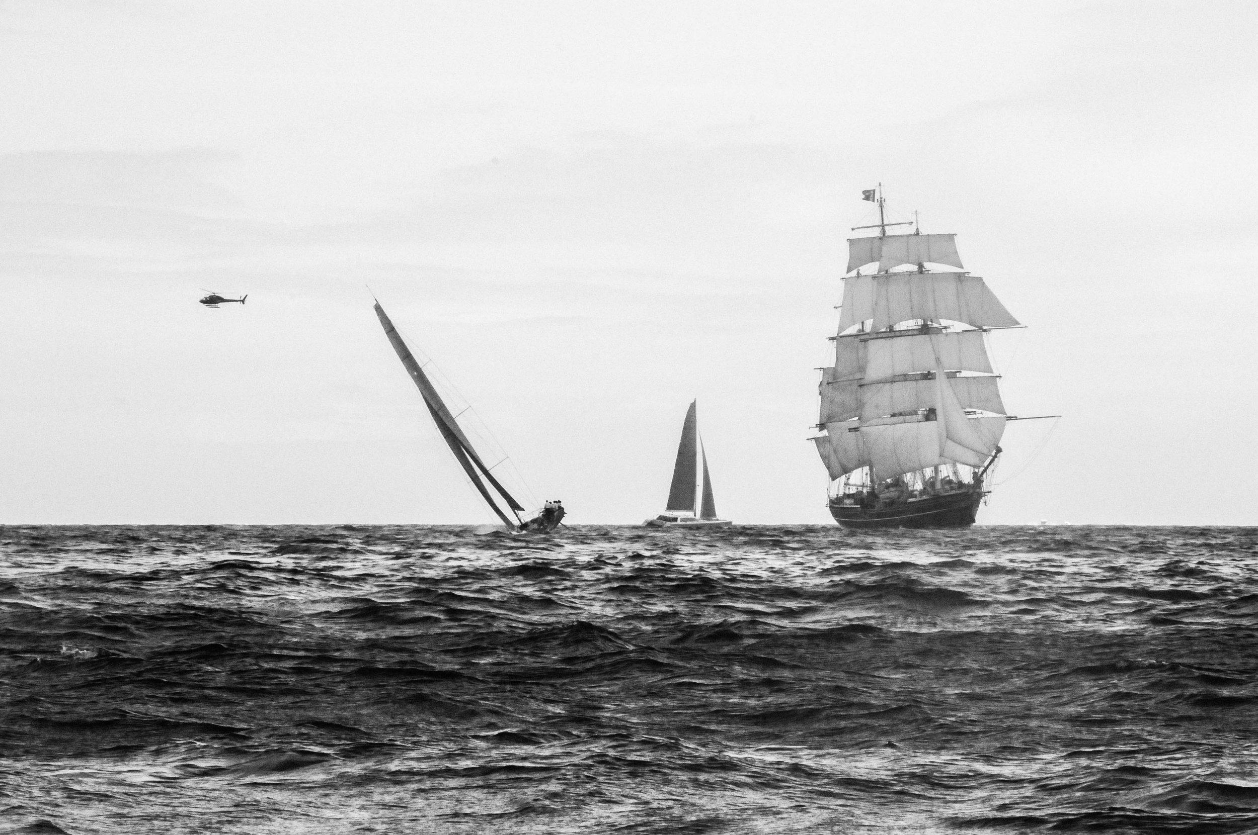 Heineken regatta / Travel