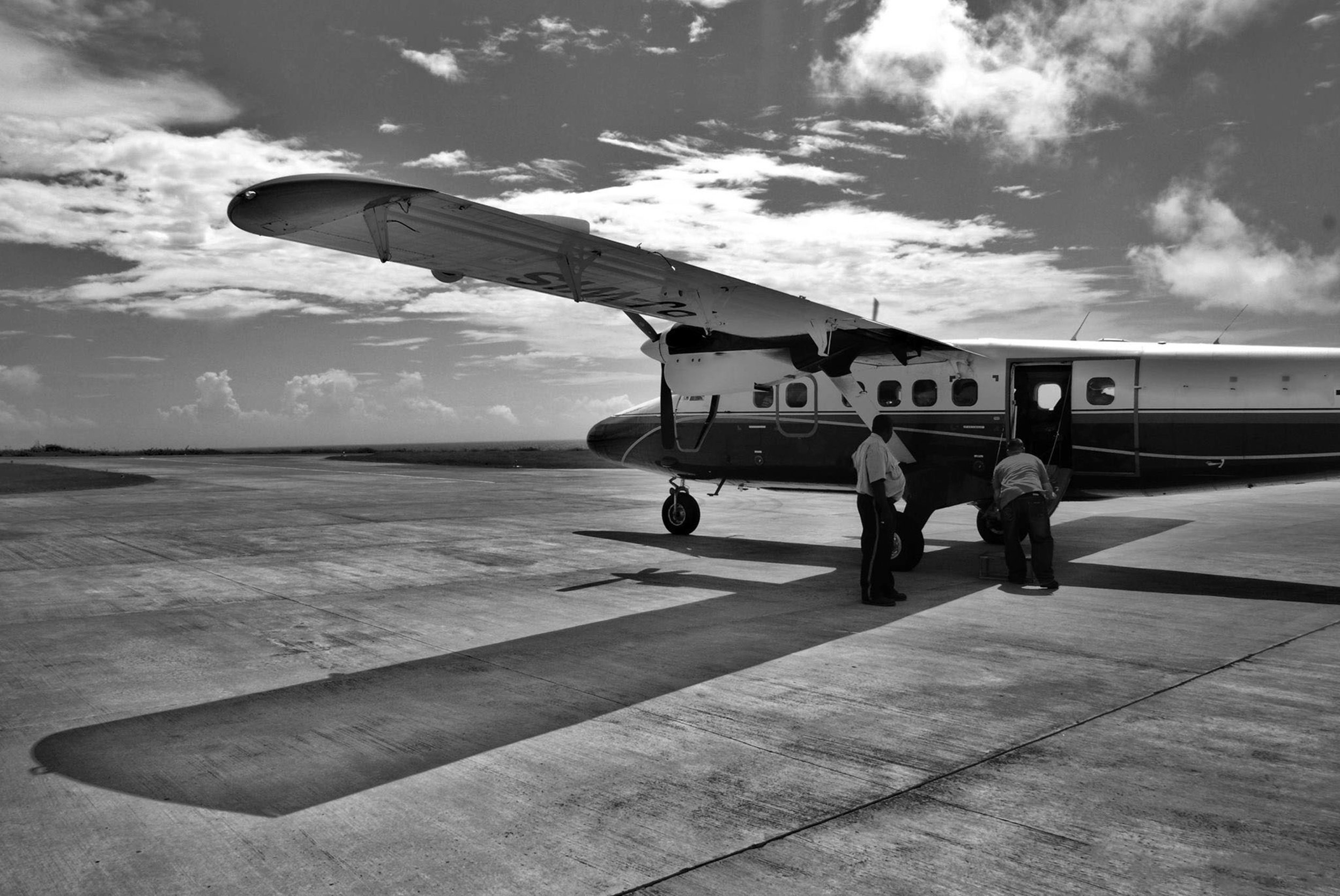 Saba Island / Travel