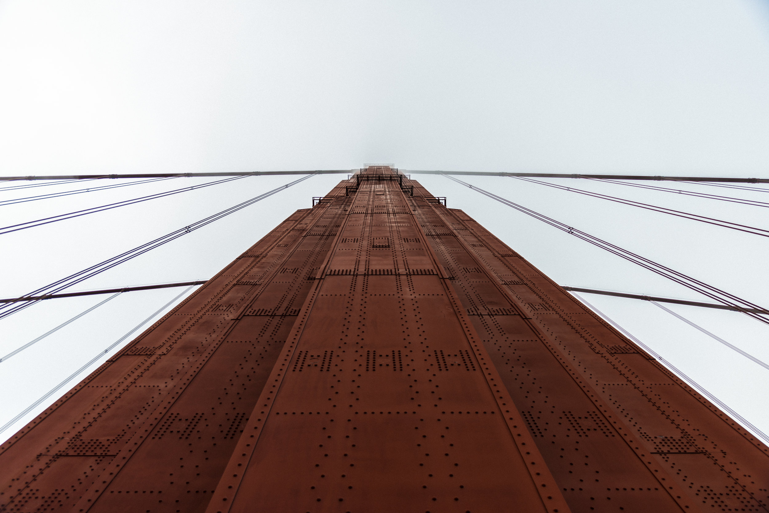 SFO Golden Gate Bridge / Travel