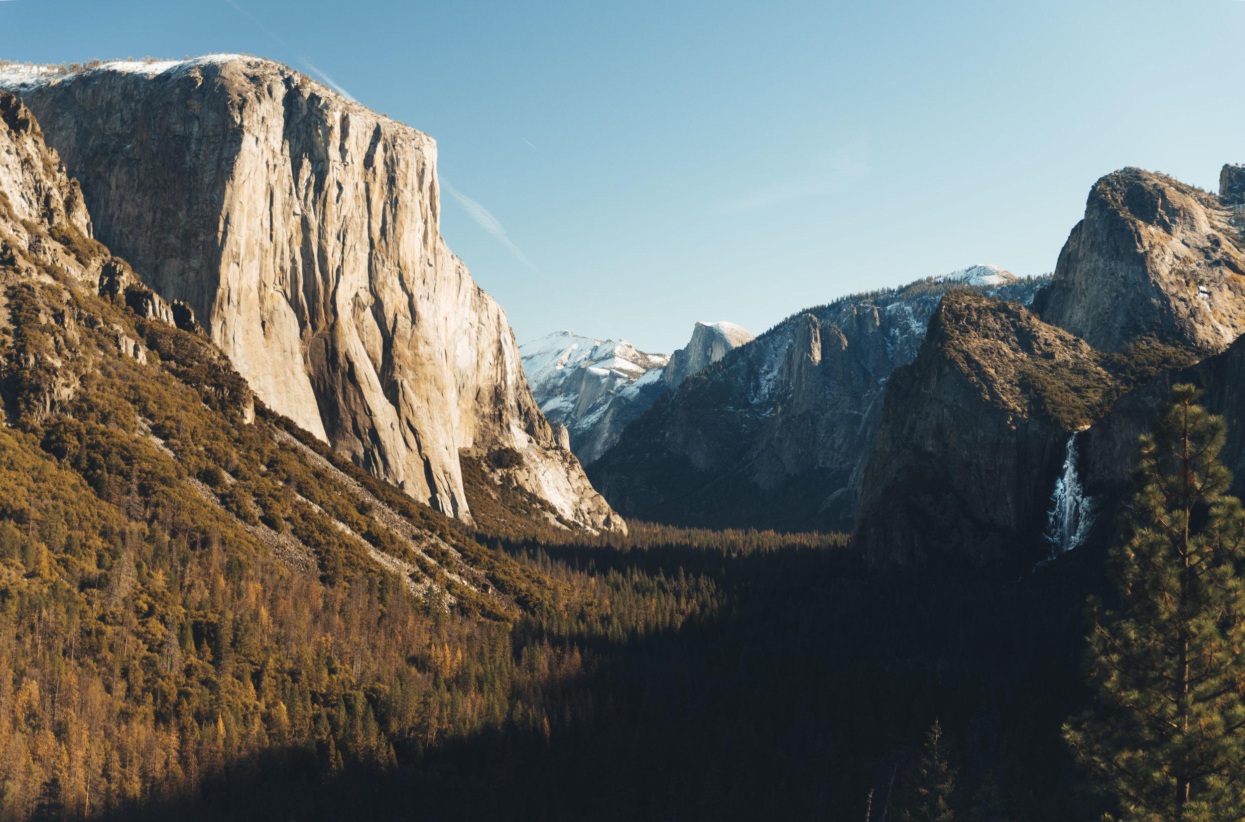 Yosemite / Travel
