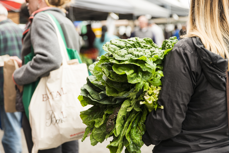Farmer Market with Cozymeal