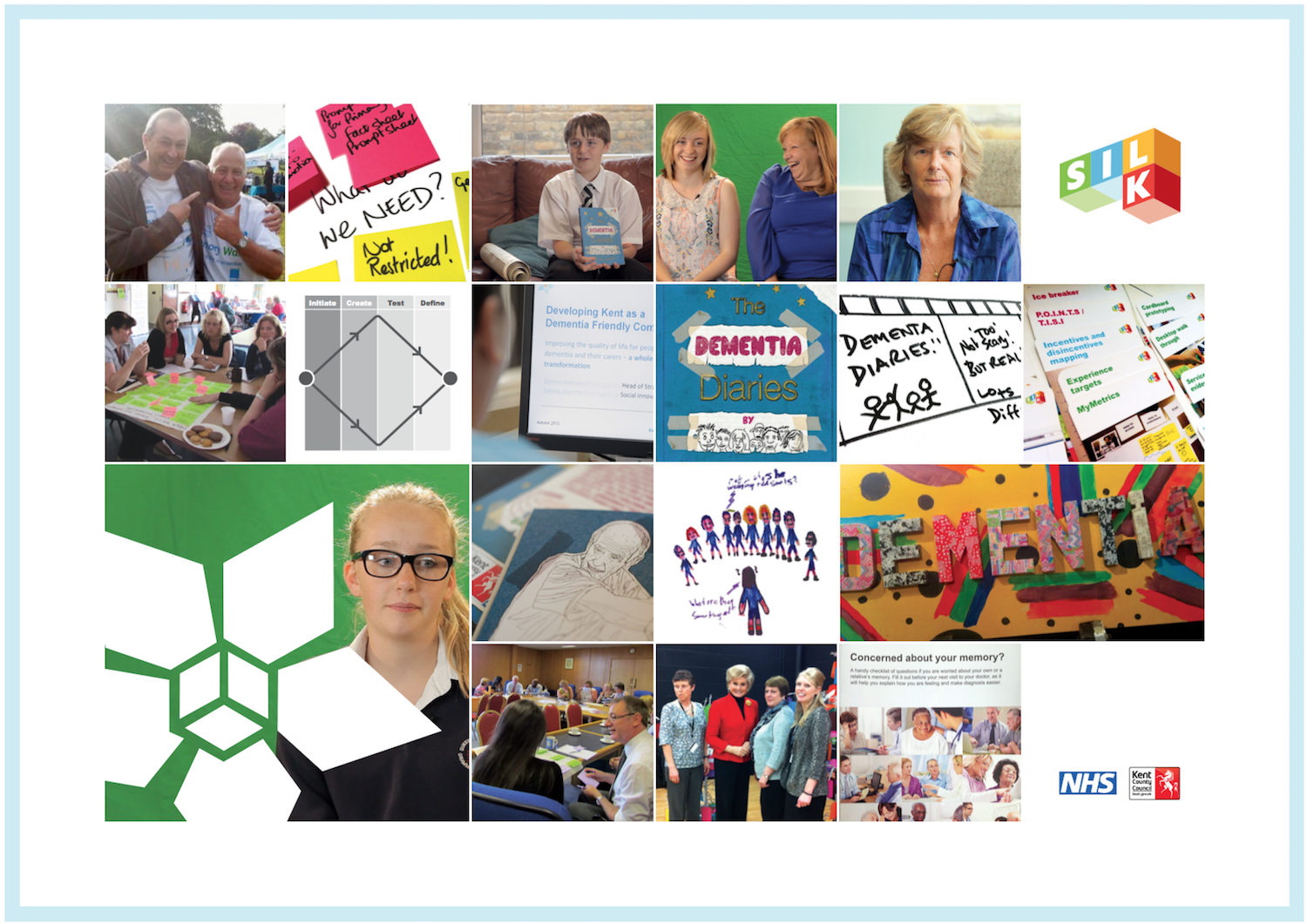 Find out more about Kent Dementia Social Innovation Programme