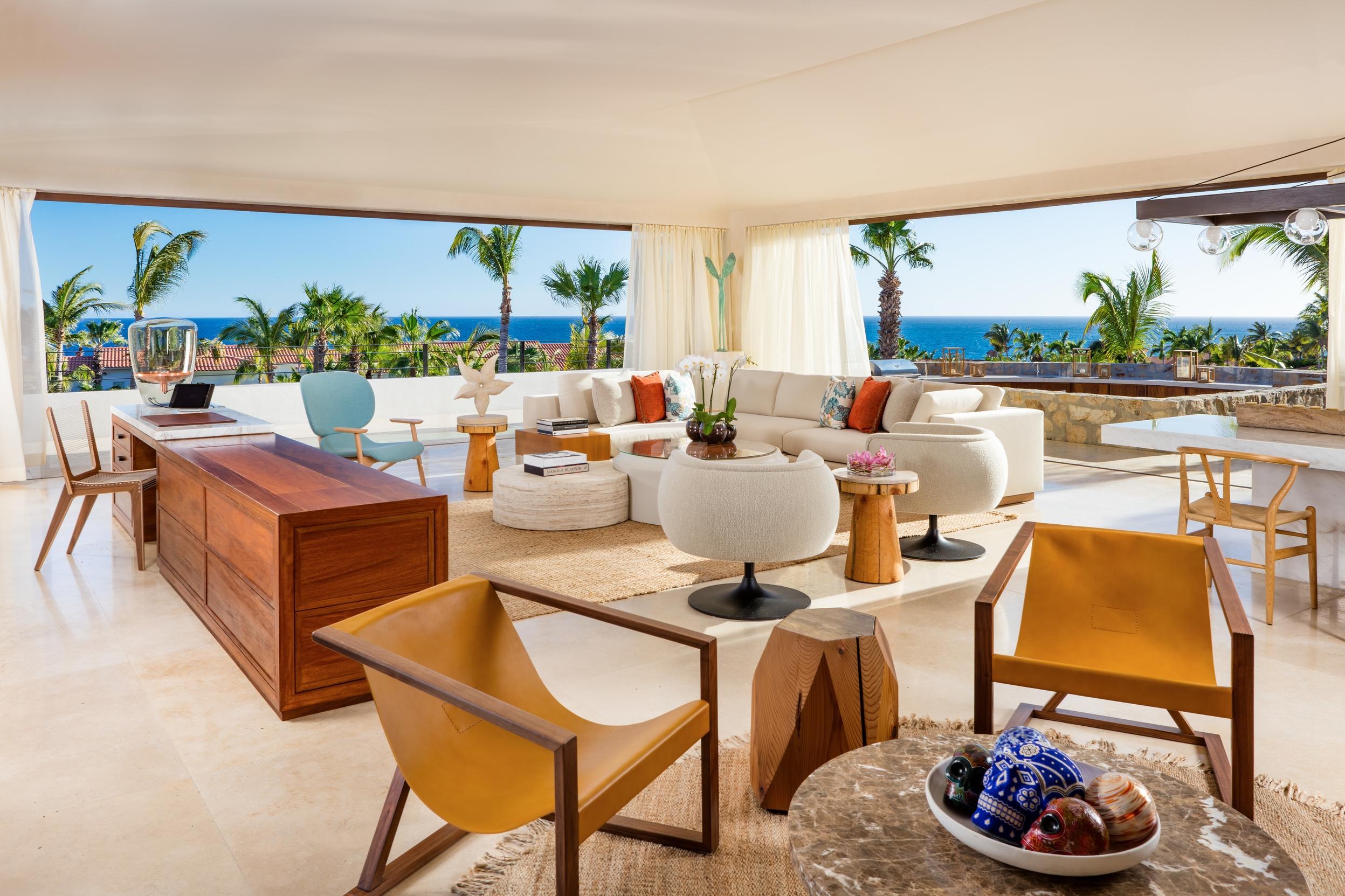 Villa One Living Room
