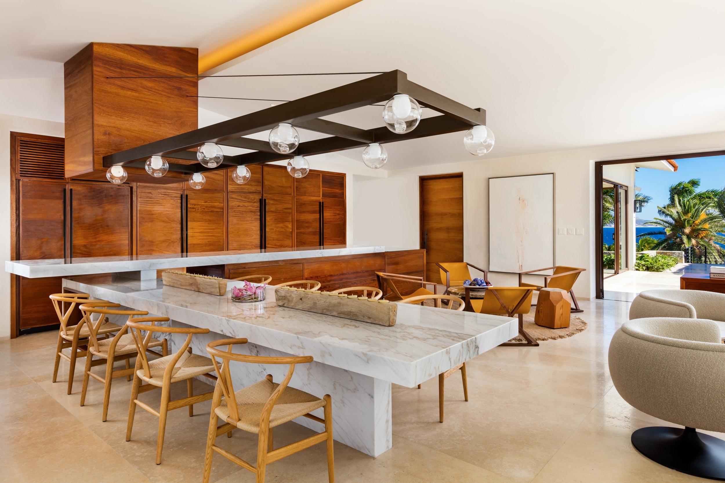Villa One Kitchen