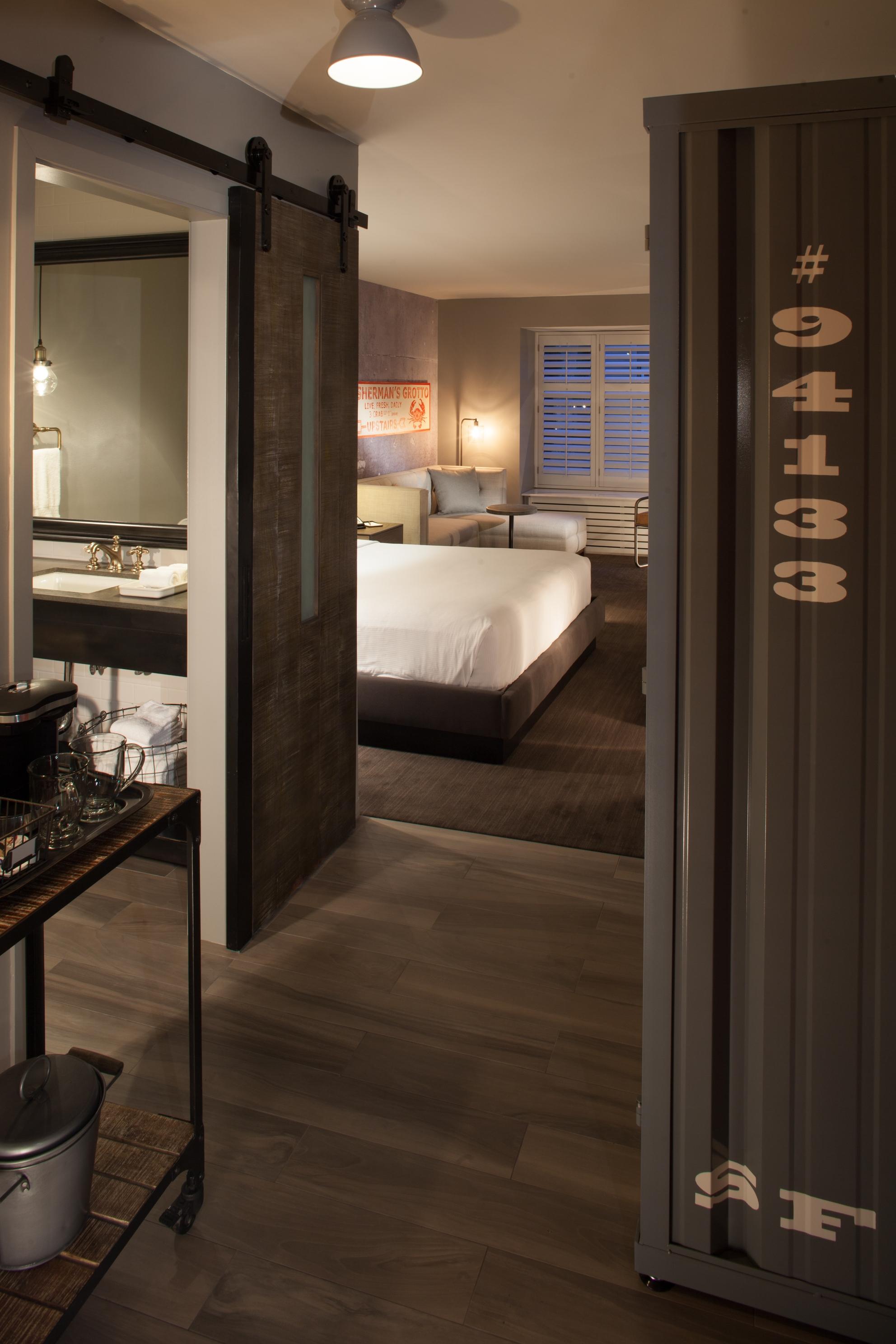 Pier 2620 Guestroom