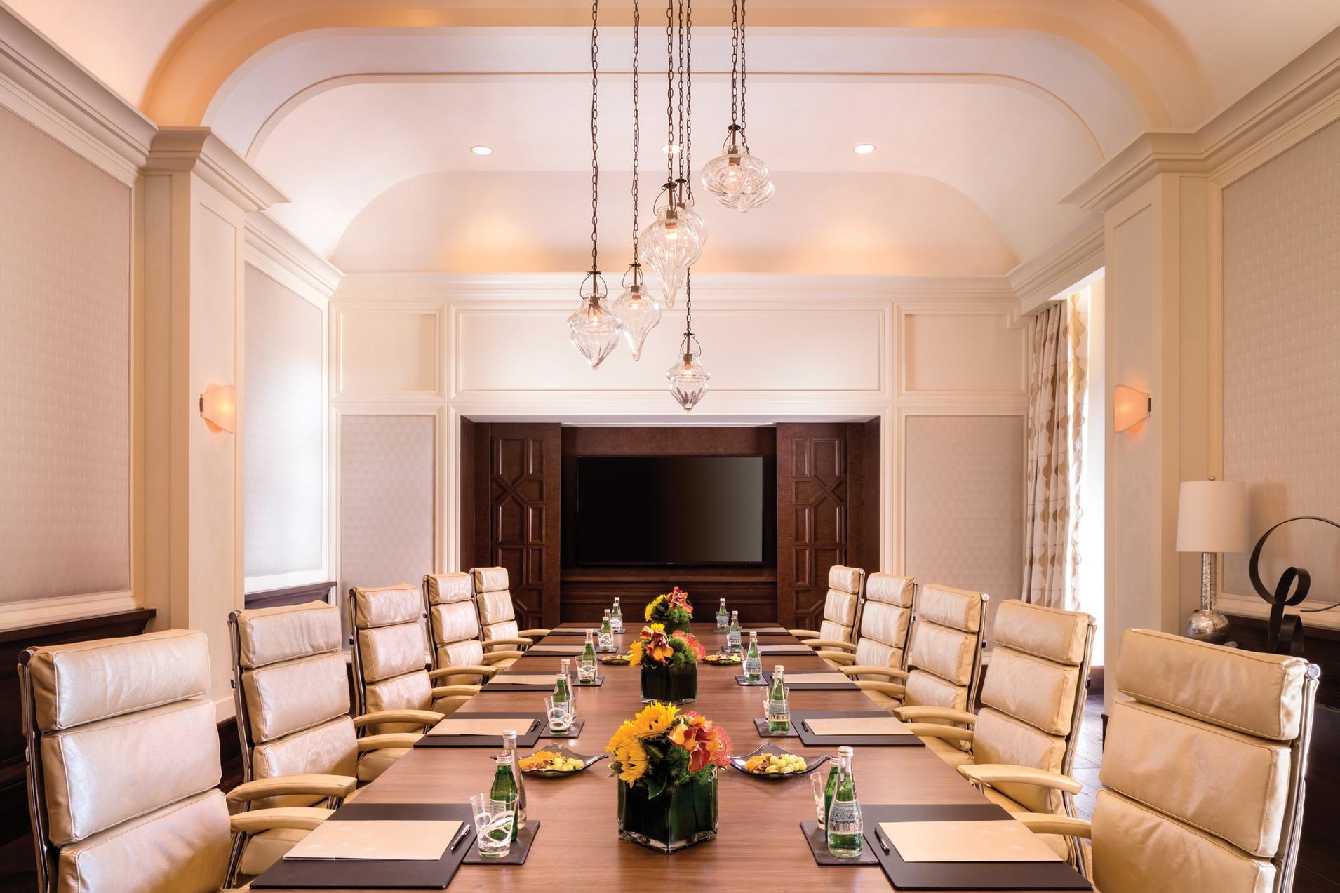 Four Seasons Orlando Board Room