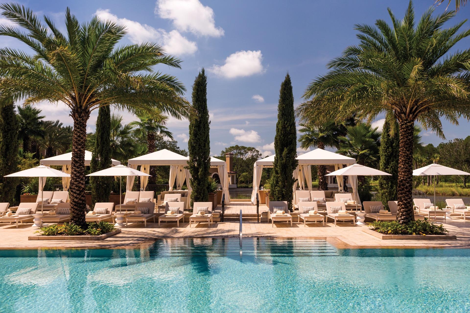 Four Seasons Orlando Pool