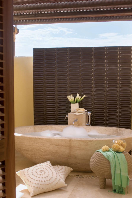 Four Seasons Punta Mita Bathroom