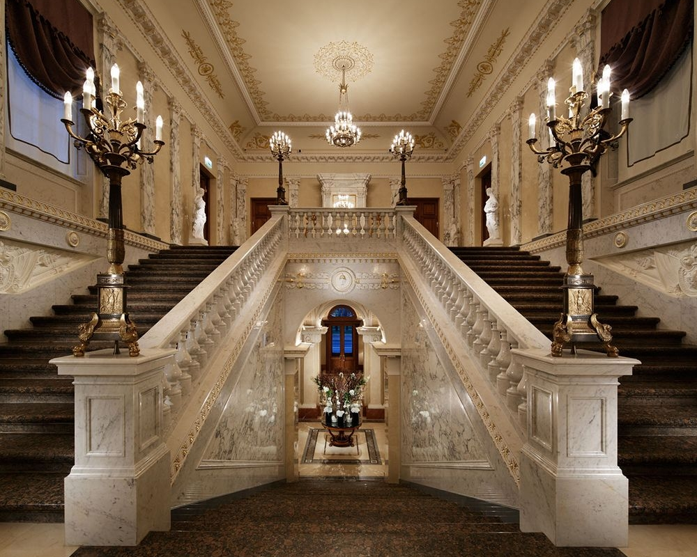 Four Seasons St. Petersburg Grand Staircase