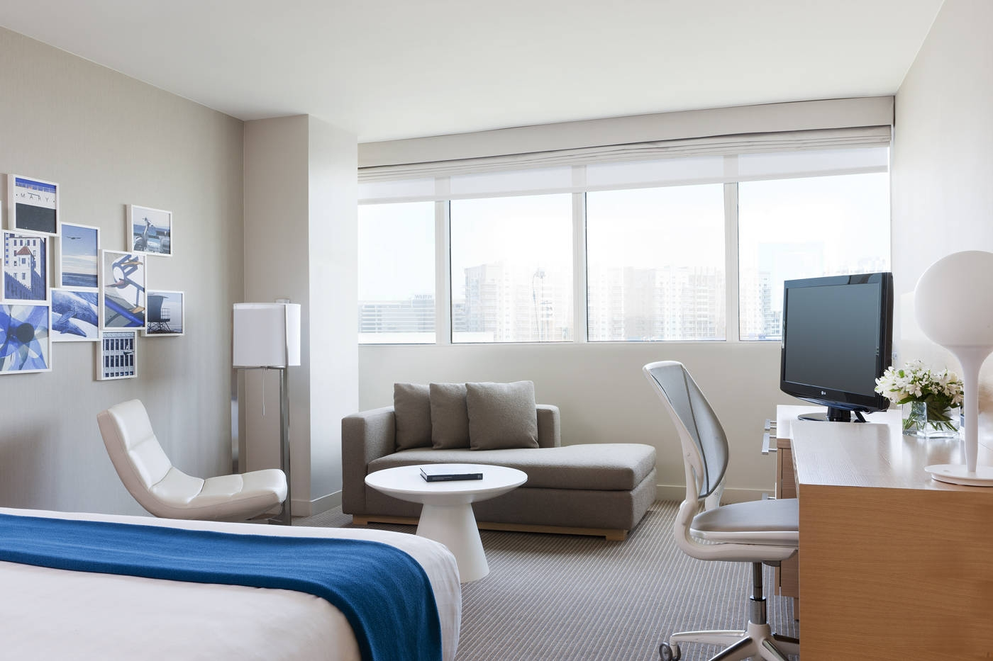 Hyatt Regency Long Beach Guestroom