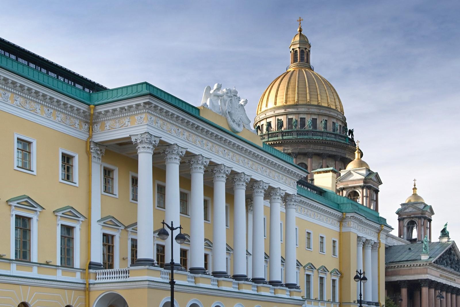 Four Seasons St. Petersburg