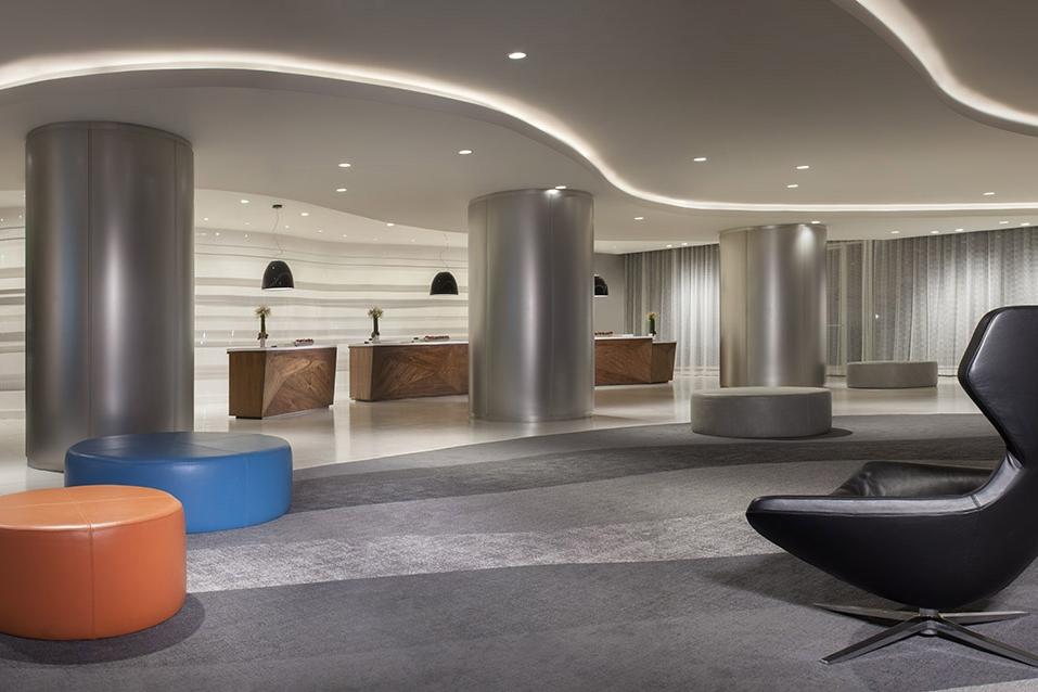 Hyatt Regency LAX Reception
