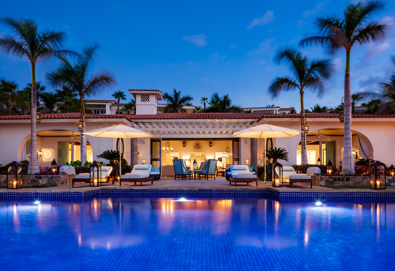 One&Only Palmilla Villa Cortez Pool Deck