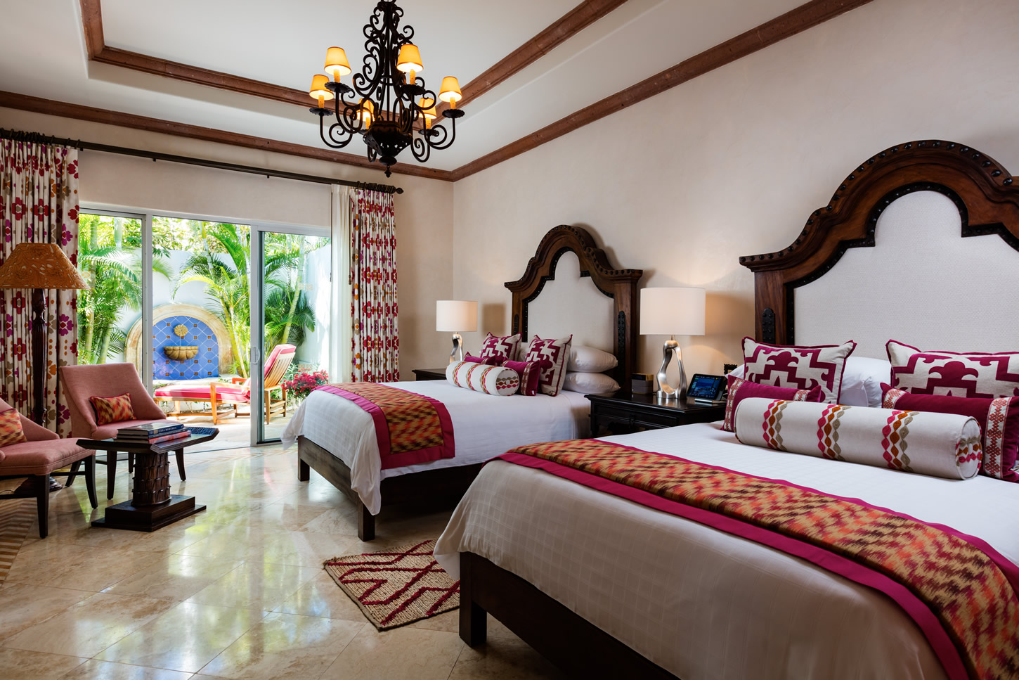 One&Only Palmilla Villa Cortez Queen Bedroom