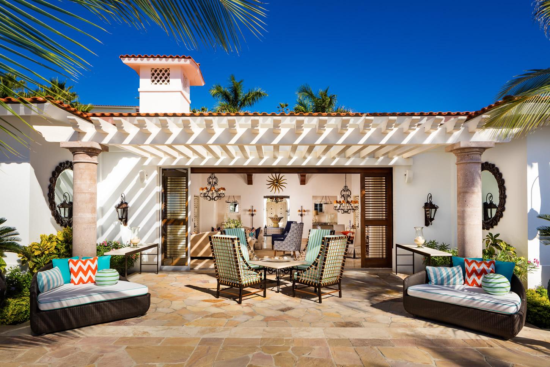 One&Only Palmilla Villa Cortez Terrace