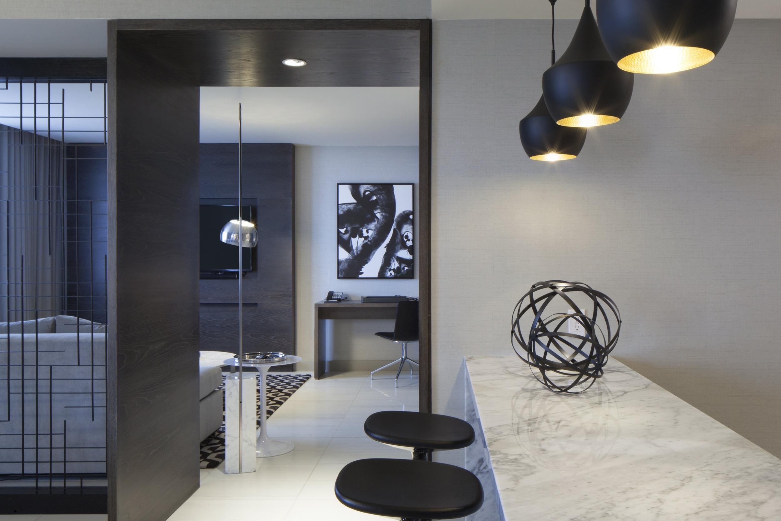 Hyatt Regency LAX Suite