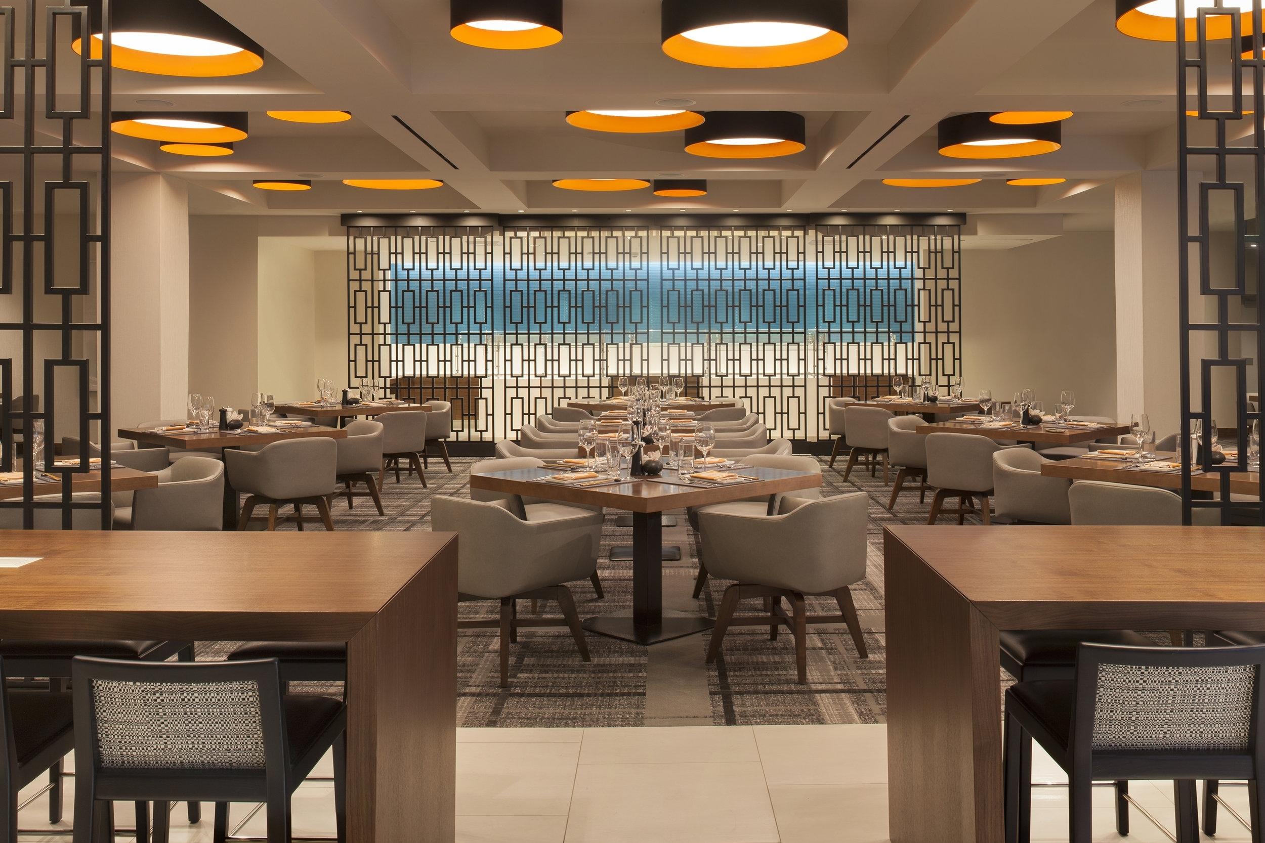 Hyatt Regency LAX Restaurant