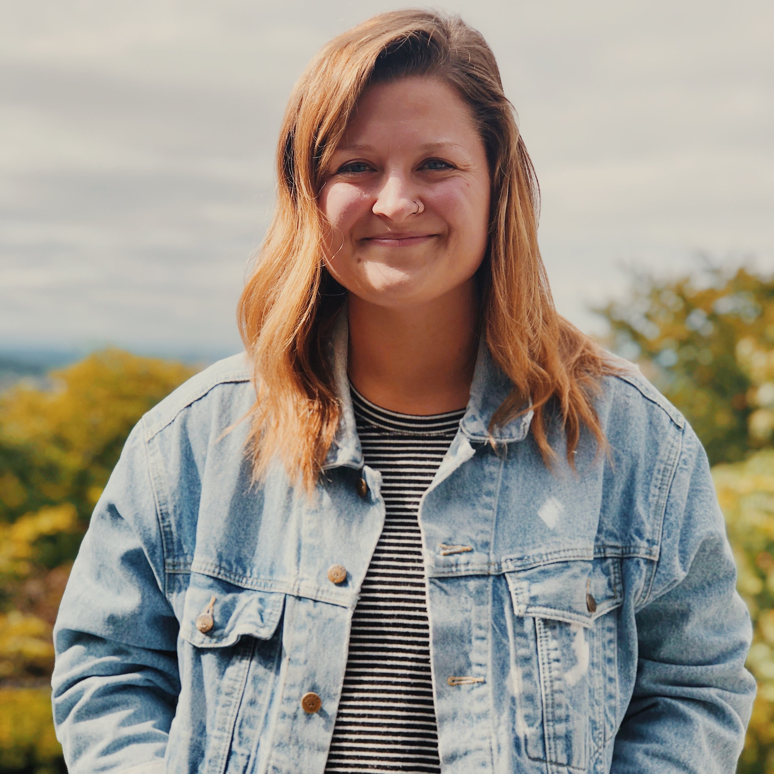 Starr Peterson - Hey friends! My name is Starr Peterson and I am originally from Kansas City but Oklahoma is my 6th state to reside in. I graduated from Samford University in 2015 with a degree in Theatre, as well as from the Kanakuk Institute in 2017. I've gotten to serve with Kanakuk Kamps the past 9 summers at K-Kountry and Kampout! I am so excited to be in my third year with Bartlesville KLIFE and see what the Lord has in store for 2019-2020.Email: starr.peterson@klife.com