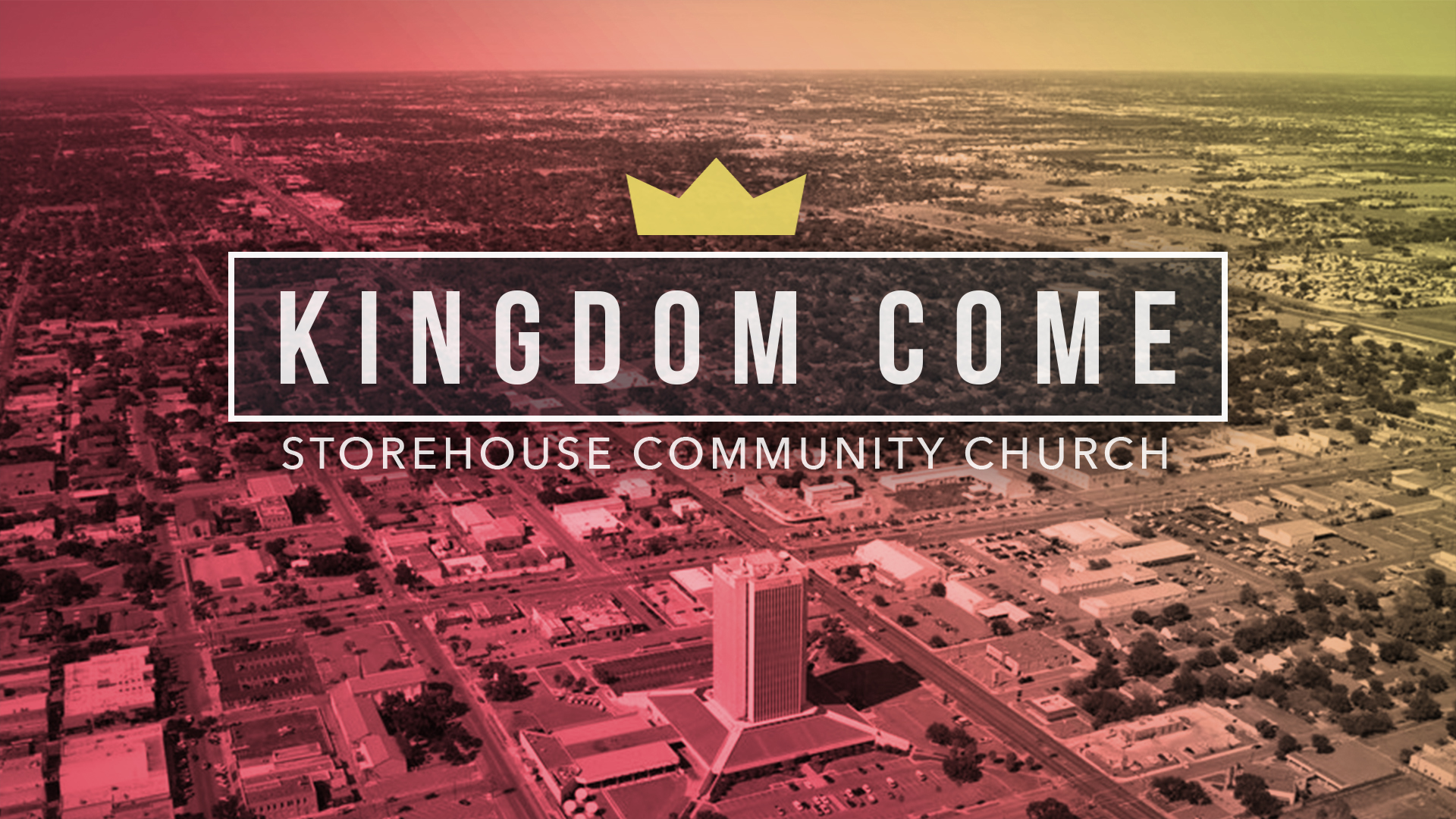 Kingdom Vision - Marco De Leon - Preaching & Teaching PastorSunday, August 20th 2017