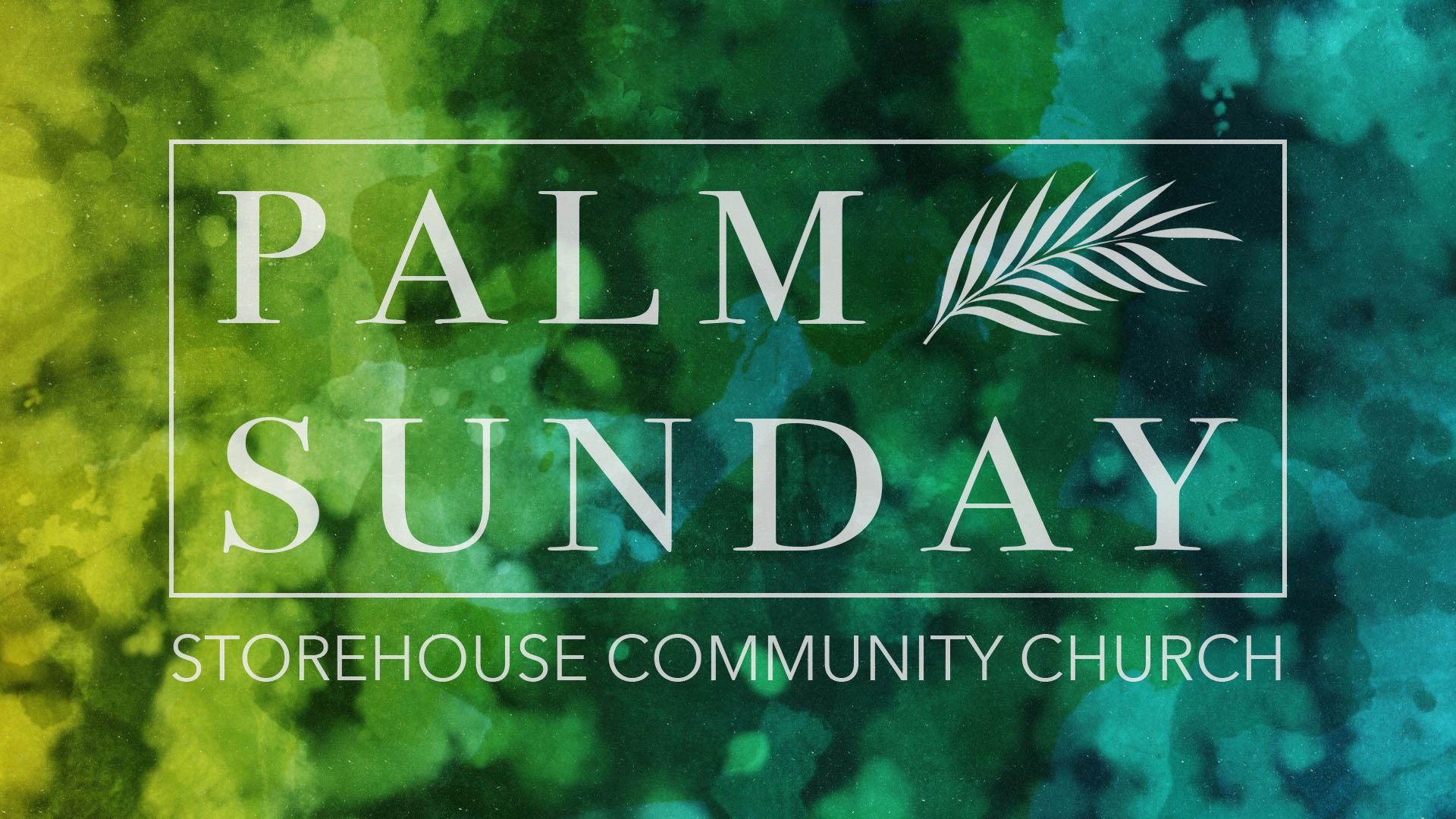 The Problem with Palm Sunday - Marco De Leon - Preaching & Teaching PastorSunday, March 25th 2018