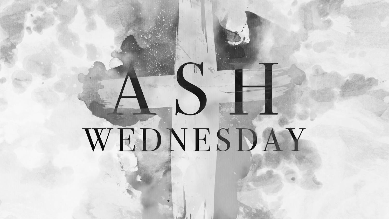 Ash Wednesday - Marco De Leon - Teaching & Preaching PastorWednesday, March 6th 2019