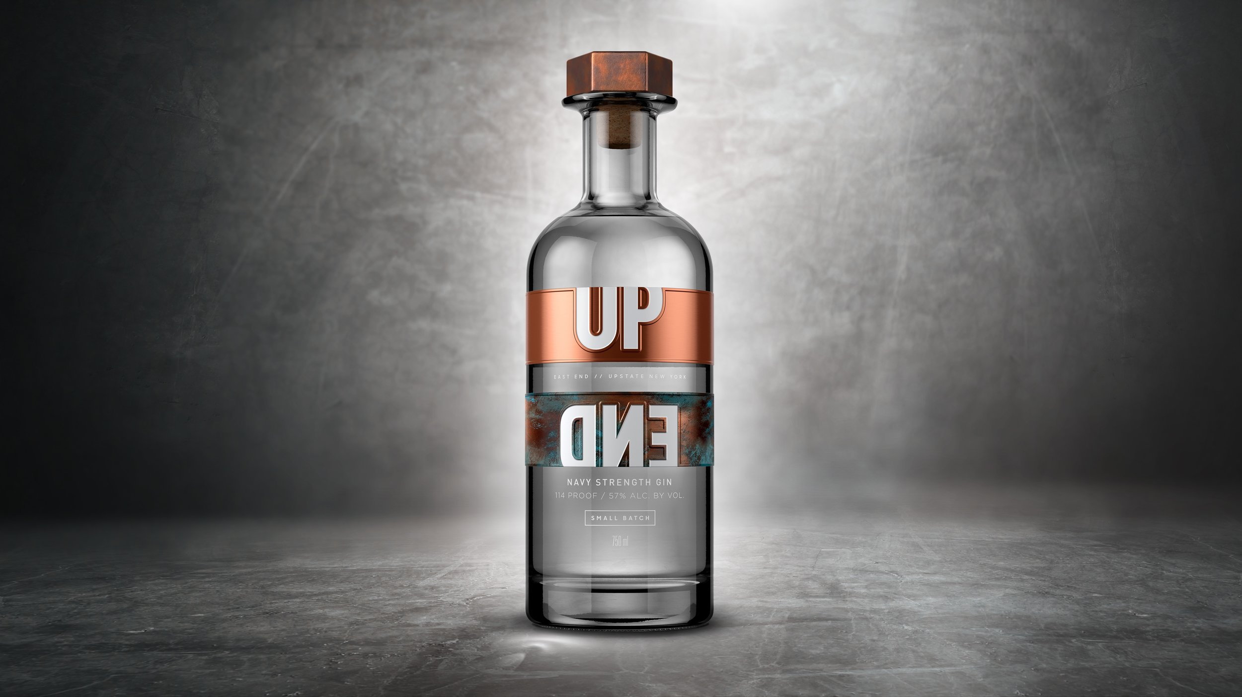 UPEND GIN