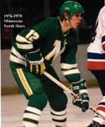 Steve Jensen North Stars