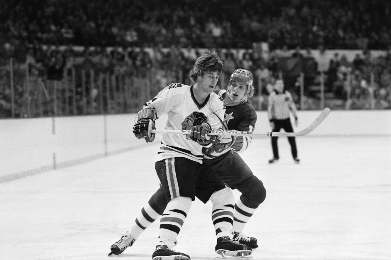 Bobby Orr & Steve Jensen