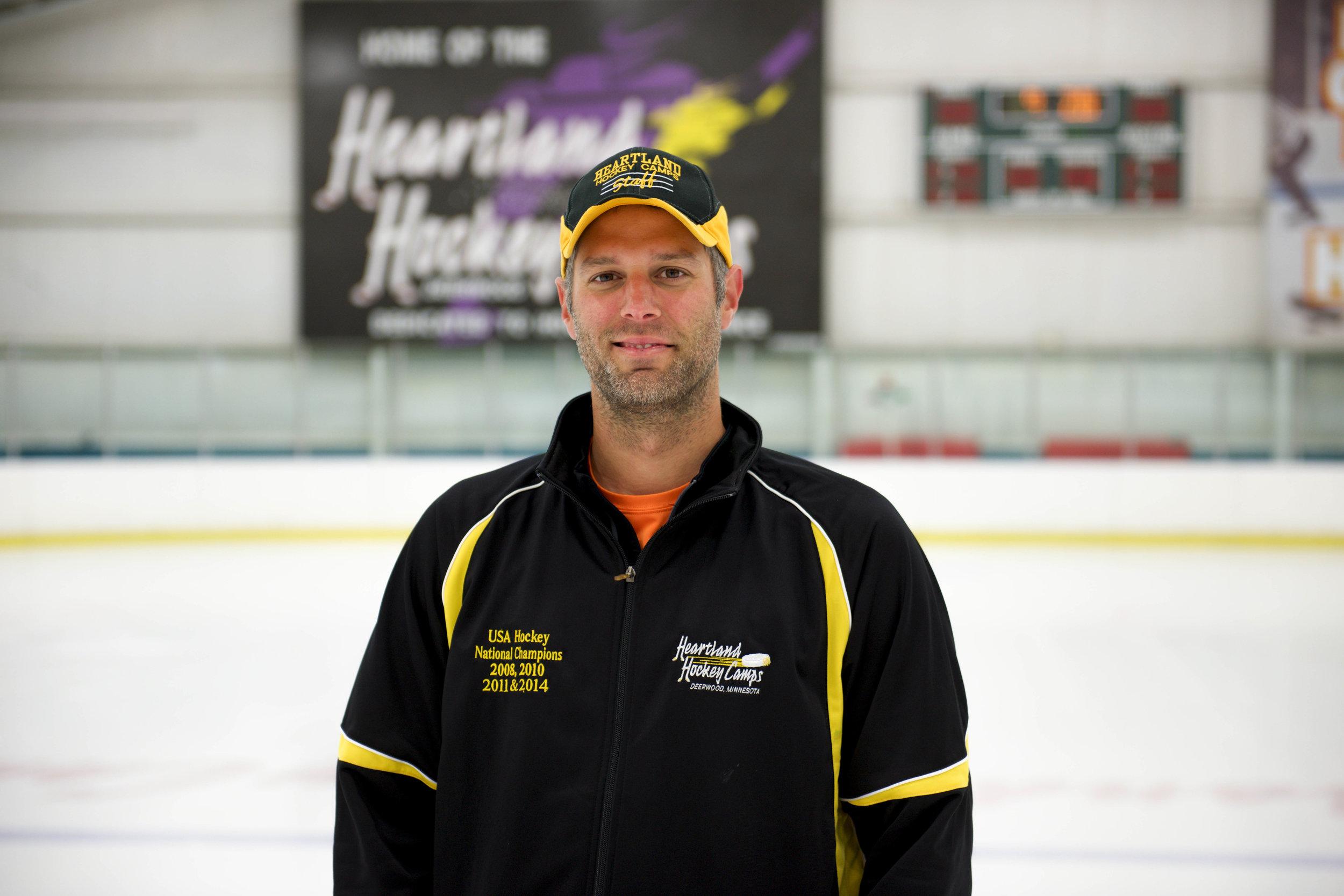 Sean Rekeny Head Coach/General Manager
