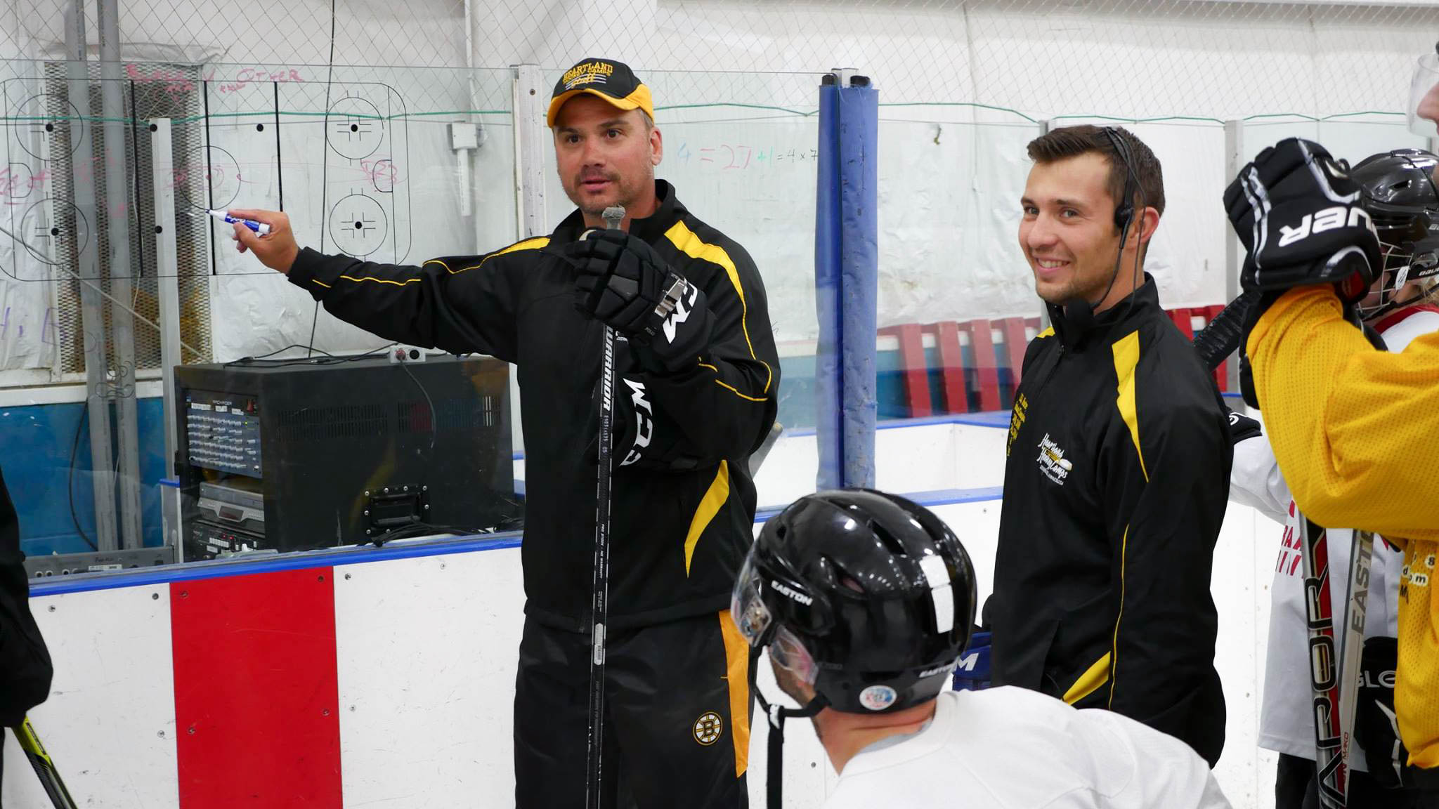 Jamie Langenbrunner Guest Appearance Coach/Stanley Cup Champion