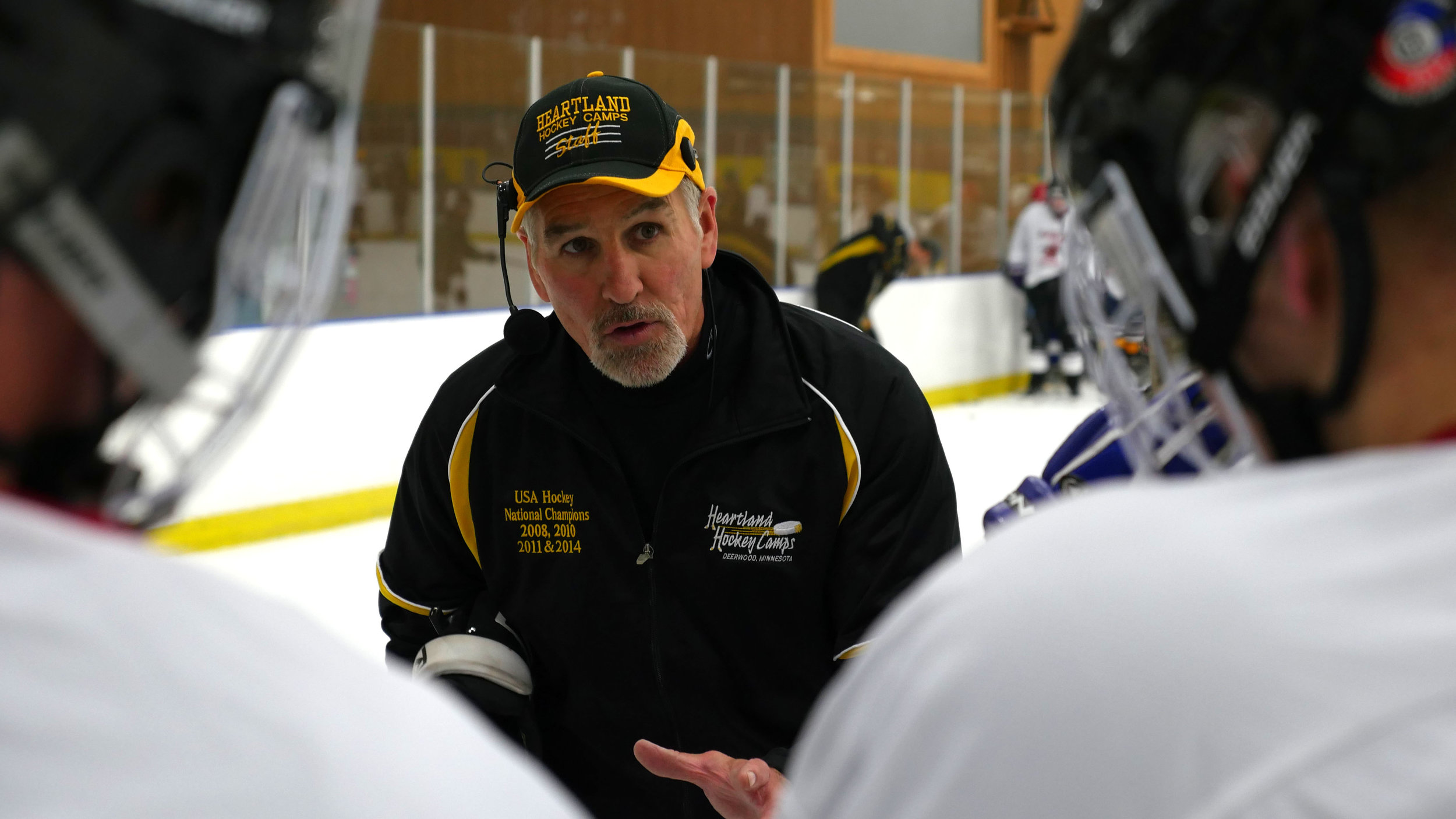 Gordie Roberts Guest Appearance Coach/Stanley Cup Champion