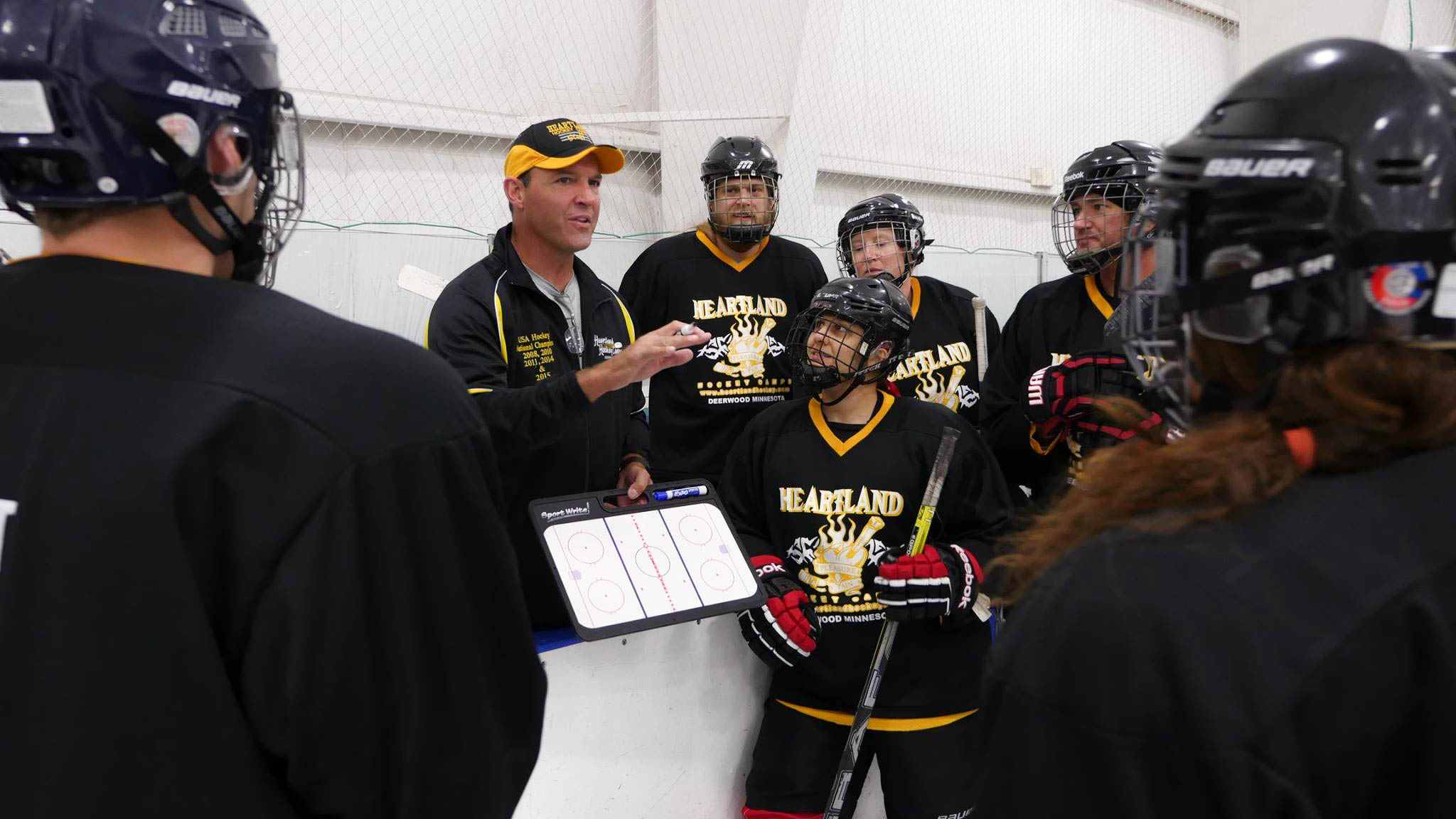 Bret Hedican Guest Appearance Coach/Stanley Cup Champion