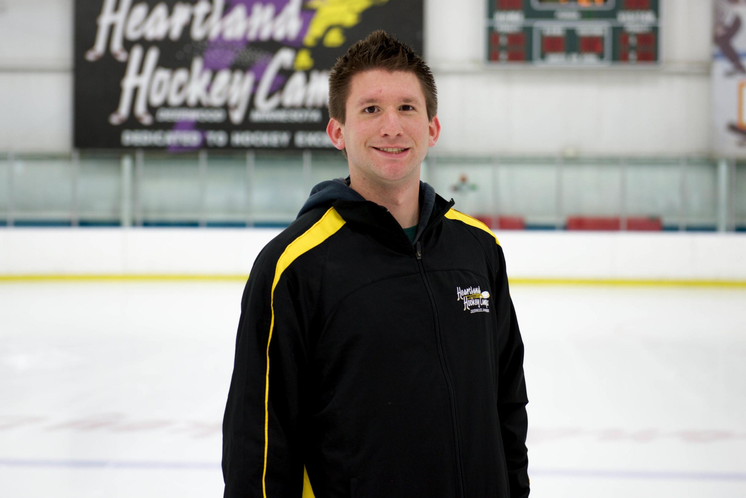 Matt Zubiel Head Coach/EMT