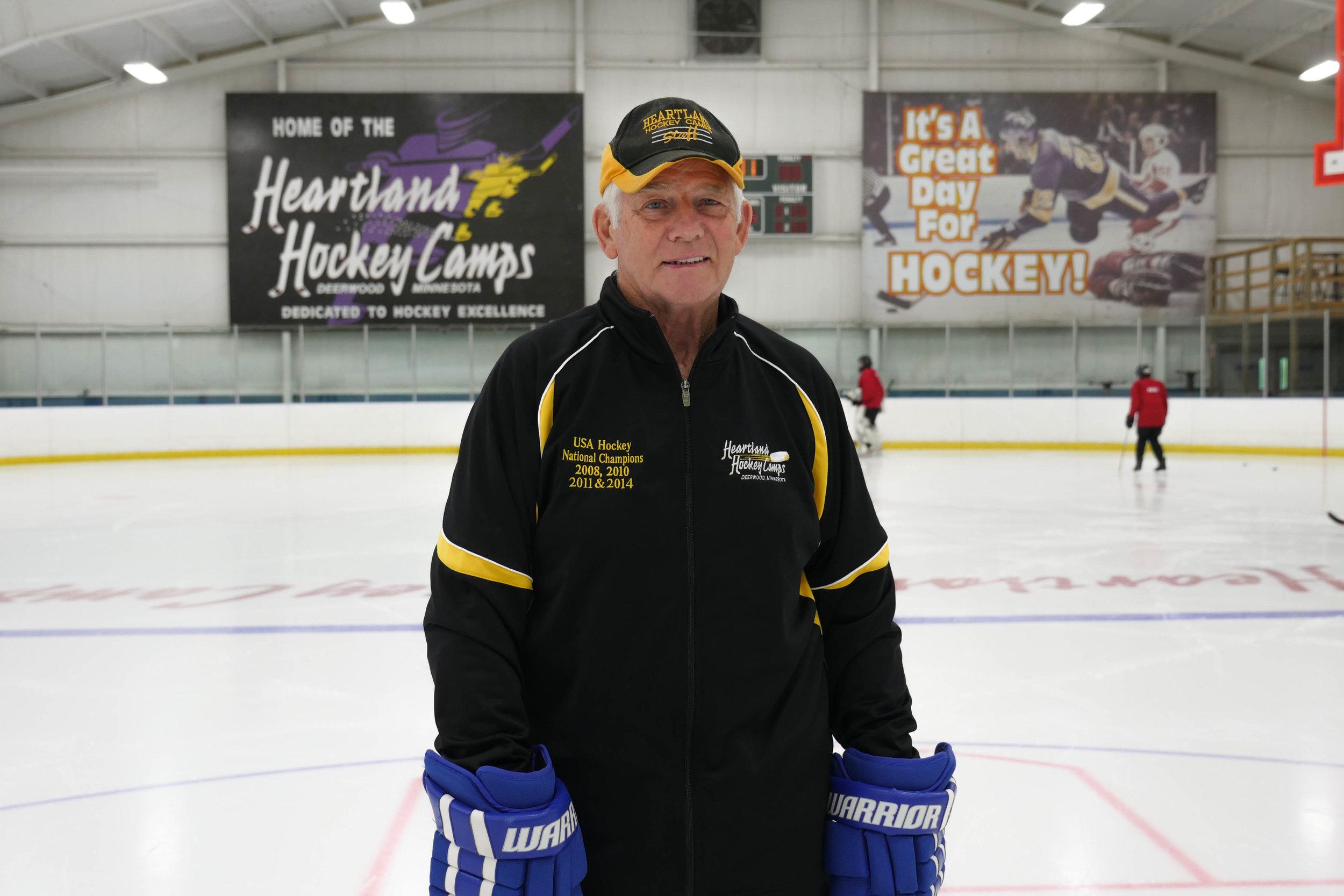 Len Lilyholm Head Coach/U.S. Olympian
