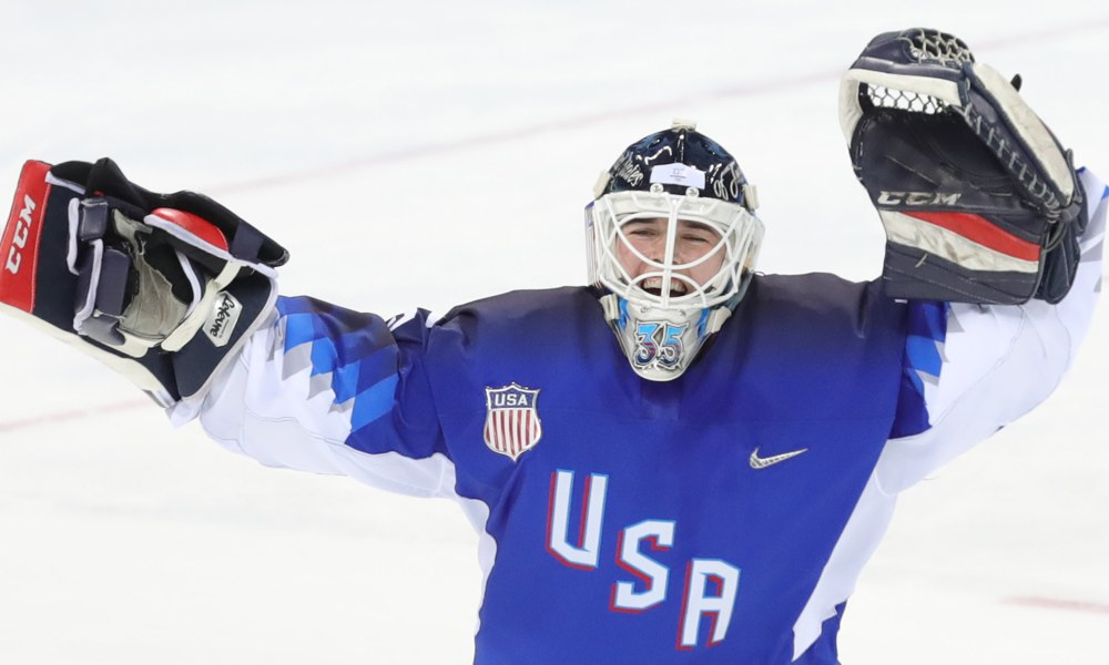 Maddie Rooney Head Coach/2018 Gold Medal Olympic Champion