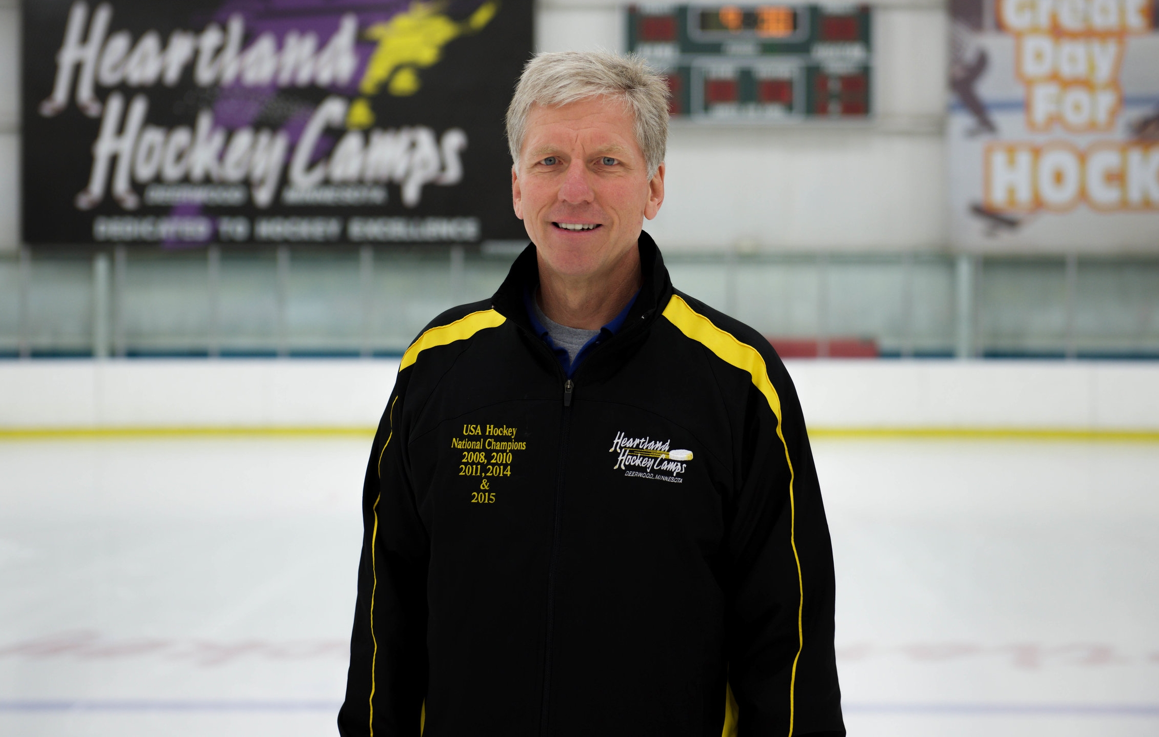 Jerry Johnson Head Coach/Director of Photography