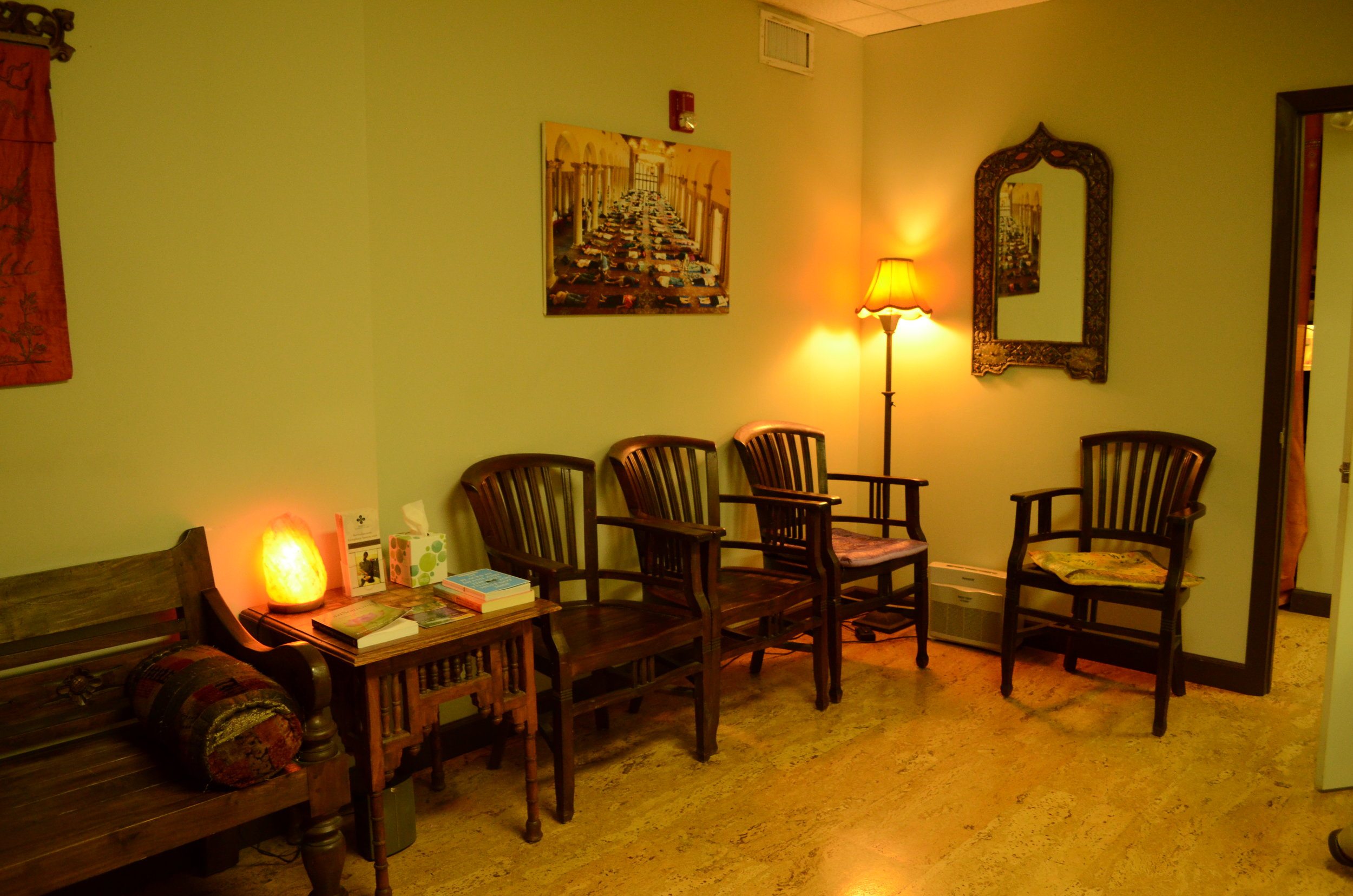 NSEV Healing & Chiropractic Clinic