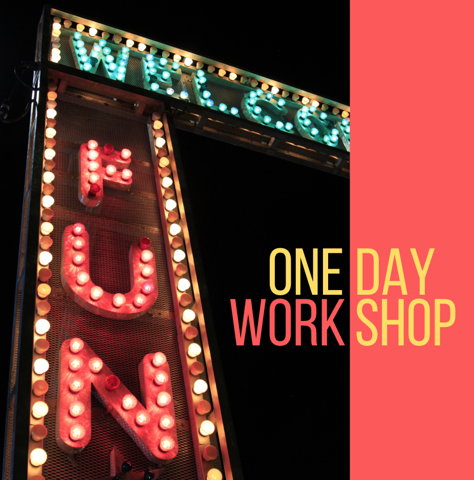 8 hour in person , one-on-one workshop where we dig into the determined areas of focus.