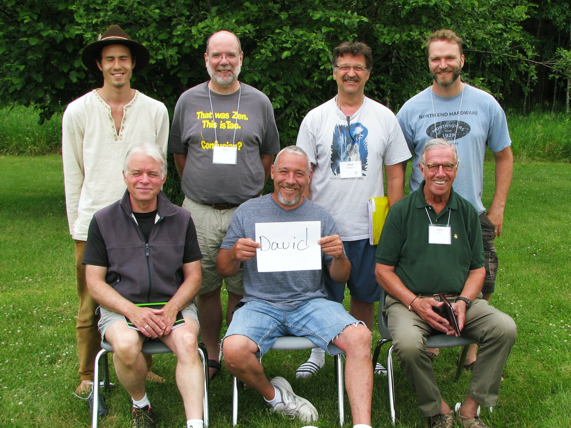 David Small Group 2015